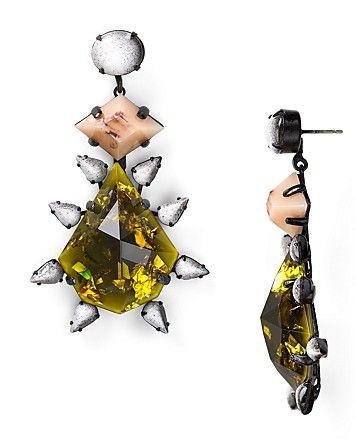 e08611f7aabaf Dannijo Celeste Earrings | Bloomingdale's | **PRETTY TRINKETS ...