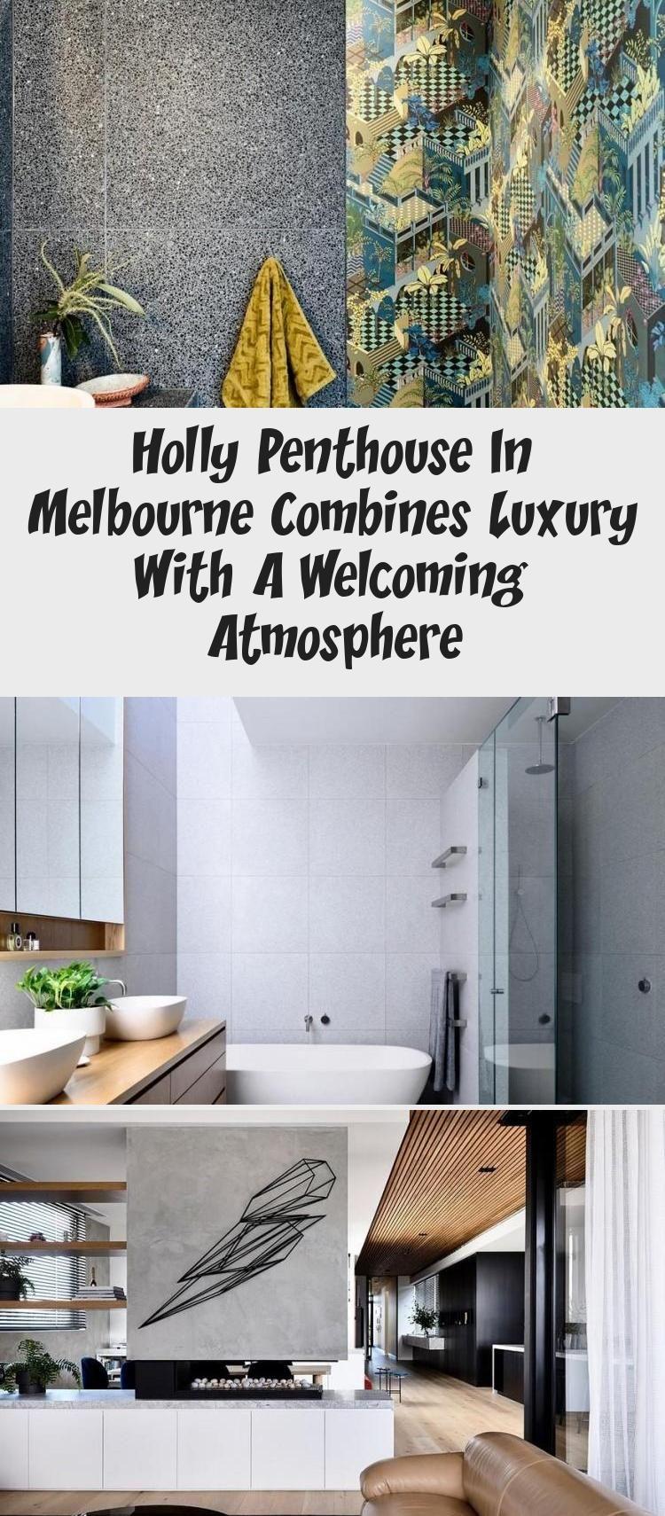 Холли Пентхаус в Мельбурне сочетает в себе роскошь и гостеприимную атмосферу #ModernInteriorDesignConcrete #ModernInteriorDesignLighting #ModernInteriorDesignChic #ElegantModernInteriorDesign #ModernInteriorDesignRed