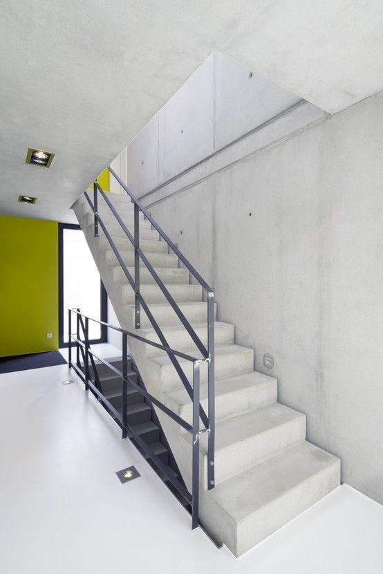 Fabulous Schickes, kleines Einfamilienhaus | Treppe | Einfamilienhaus MN64