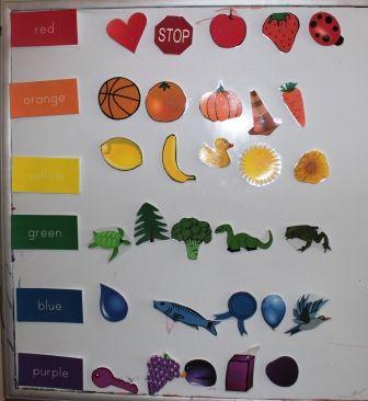 Color Sorting Printable Teaching Toddlers Color Activities Sorting Colors The color activities for preschool