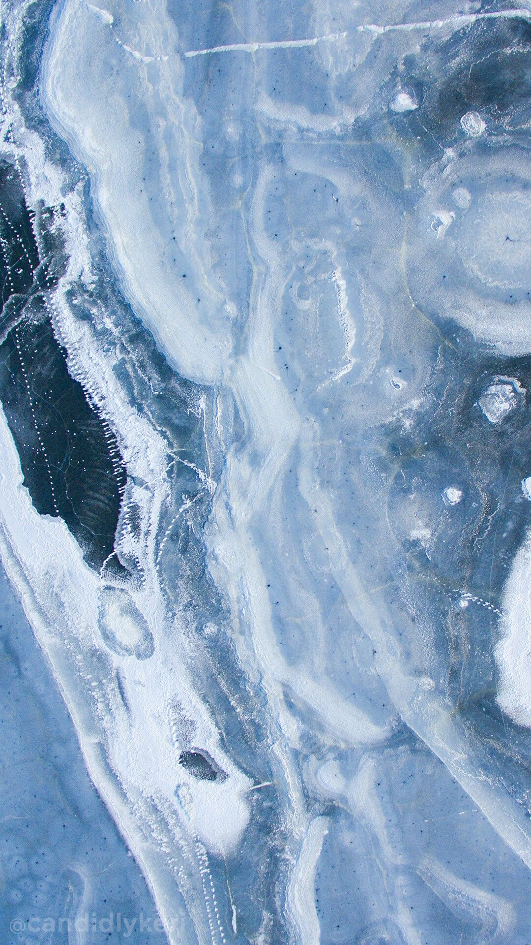 tumblr blue marble iphone wallpaper background © Sfondi