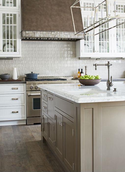 sabon home photo cabinet paint colorsstone slabkitchen - Stone Slab Kitchen Decor