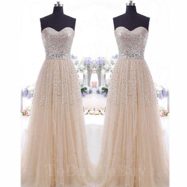 Cream Tulle Dresses