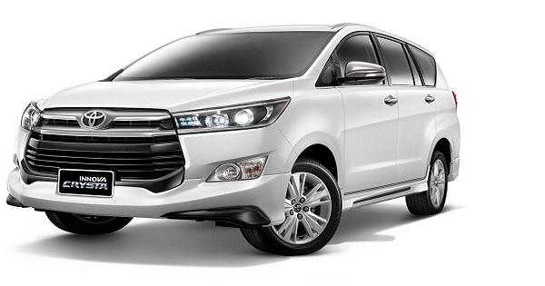to Shree Ganesh Tours & Travels Toyota innova