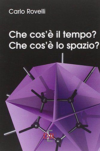Che cos'è il tempo? Che cos'è lo spazio? di Carlo Rovelli http://www.amazon.it/dp/8883232909/ref=cm_sw_r_pi_dp_uRAkxb0CRMMRJ