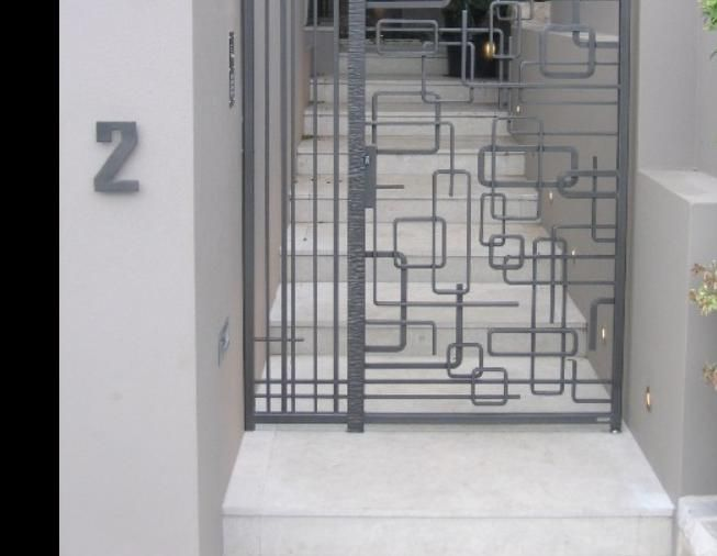 Mid Century Modern Architecture   Title: Gates Mid Century Modern Gate 3  Resolution: Part 73