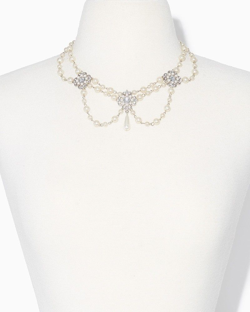 Hawthorne Pearl Necklace Fashion Jewelry Special Occasion
