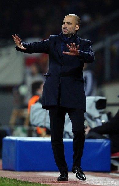 Pep Guardiola says
