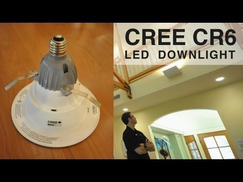 Cree Cr6 Led Recessed Light Review