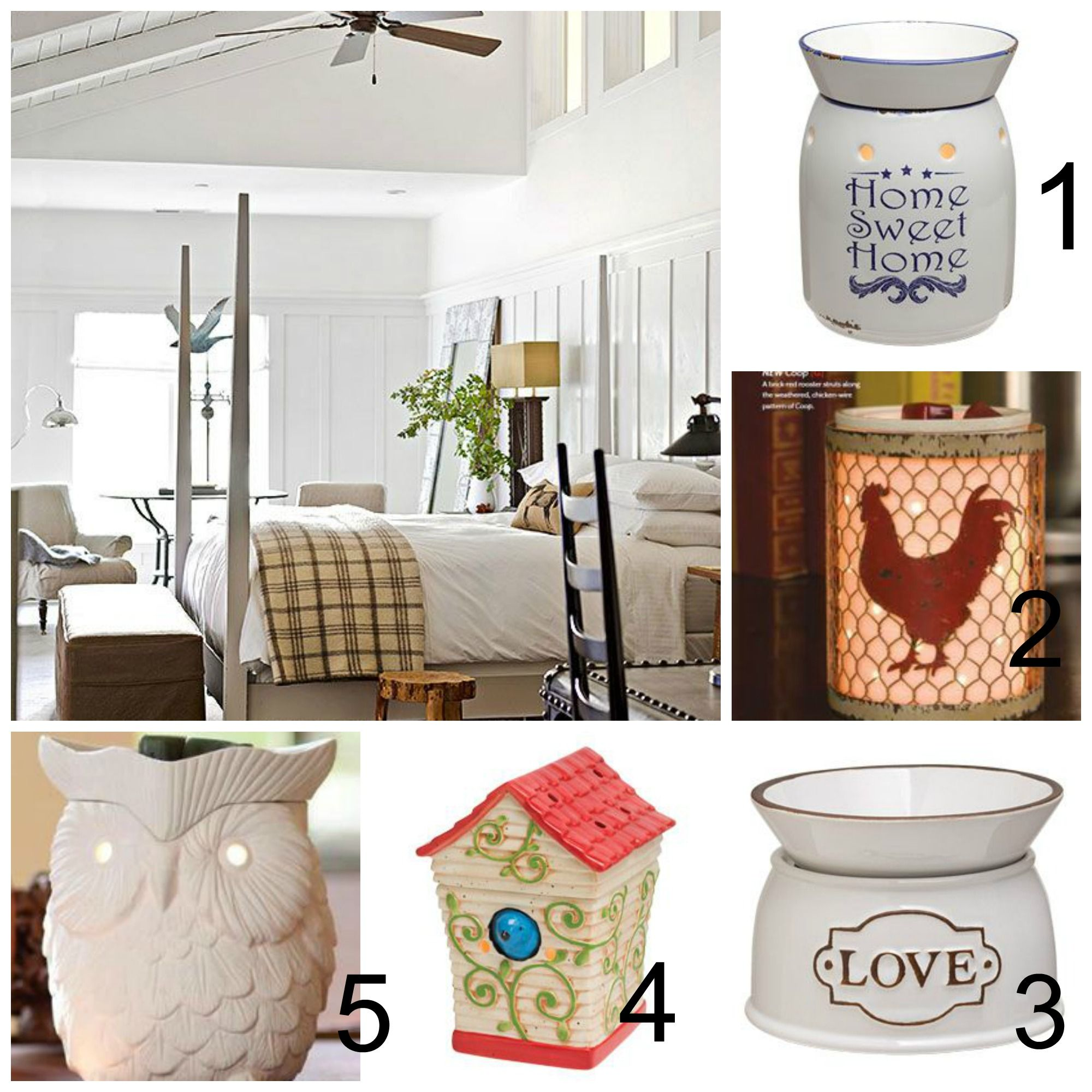 Which warmer would you choose? https://caseysantan.scentsy.us ...