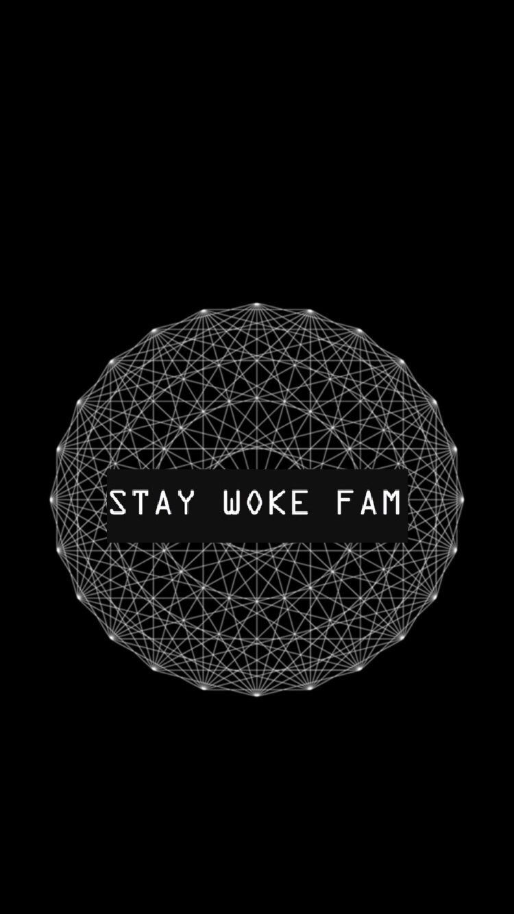 Stay Woke Iphone Wallpaper Hipster Tumblr Iphone Wallpaper