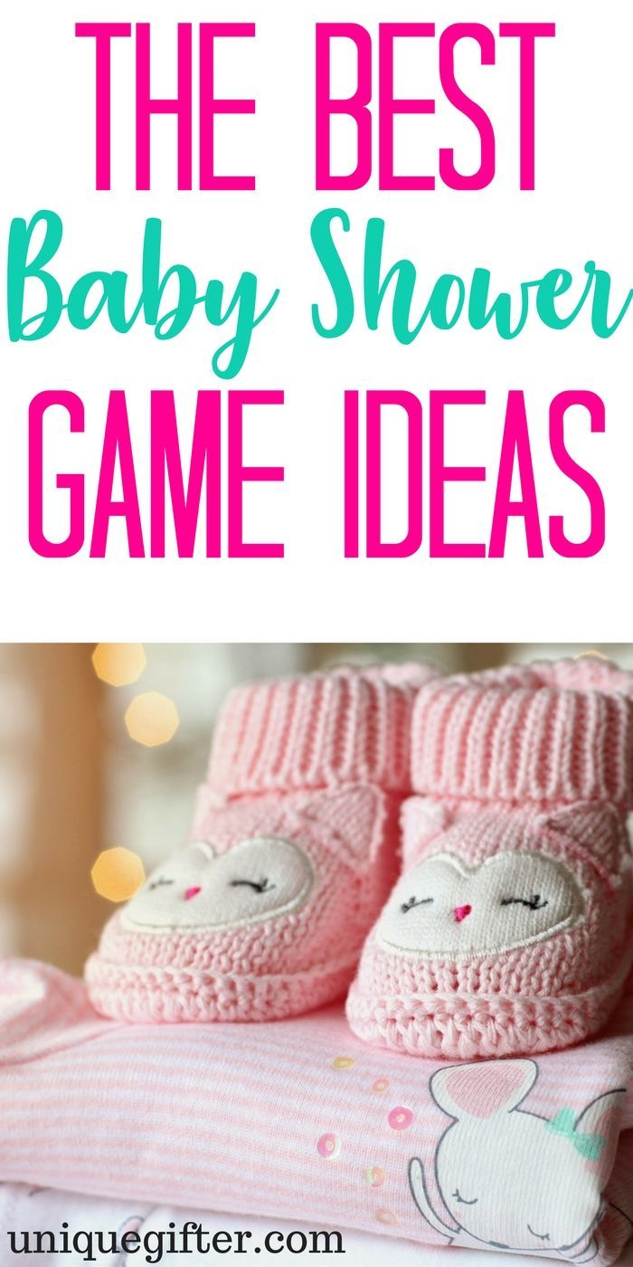 20 Baby Shower Game Ideas Party Ideas Pinterest Game Ideas