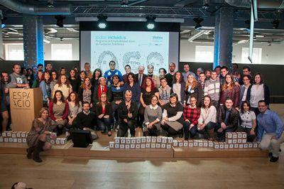 Santa María la Real y Fundación Telefónica preparan la segunda edición del programa Lanzaderas en 14 ciudades http://revcyl.com/www/index.php/economia/item/5699-santa-mar%C3%ADa-la-real-y-fundaci%C3%B3n-telef%C3%B3nica-preparan-la-segunda-edici%C3%B3n-del-programa-lanzaderas-en-14-ciudades