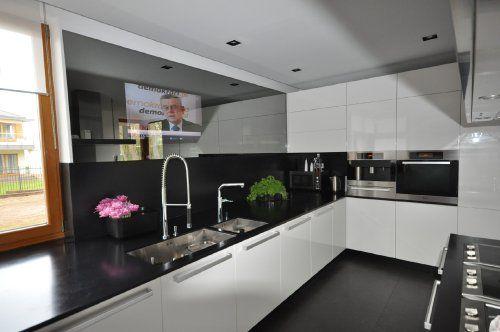 Projekt Benedykt 2 Pracownia Mg Projekt Projekty Domow I Architektura Zobacz Jak Inni Budowali Wedlug Twojego Projek Kitchen Kitchen Cabinets Breakfast Bar
