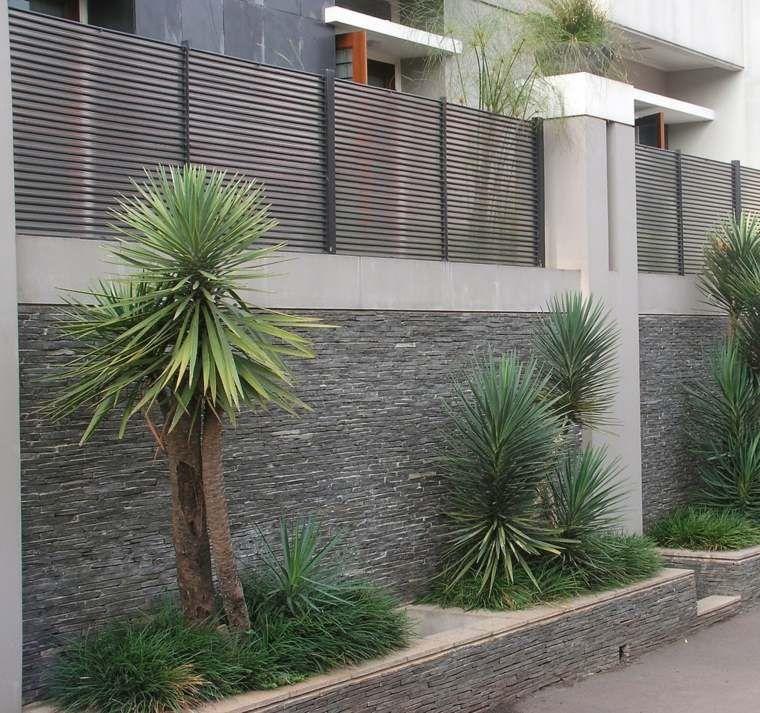 Clôtures et palissades de jardin modernes | Fences, Future and House