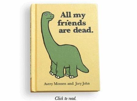 Alle mine venner er d�de!