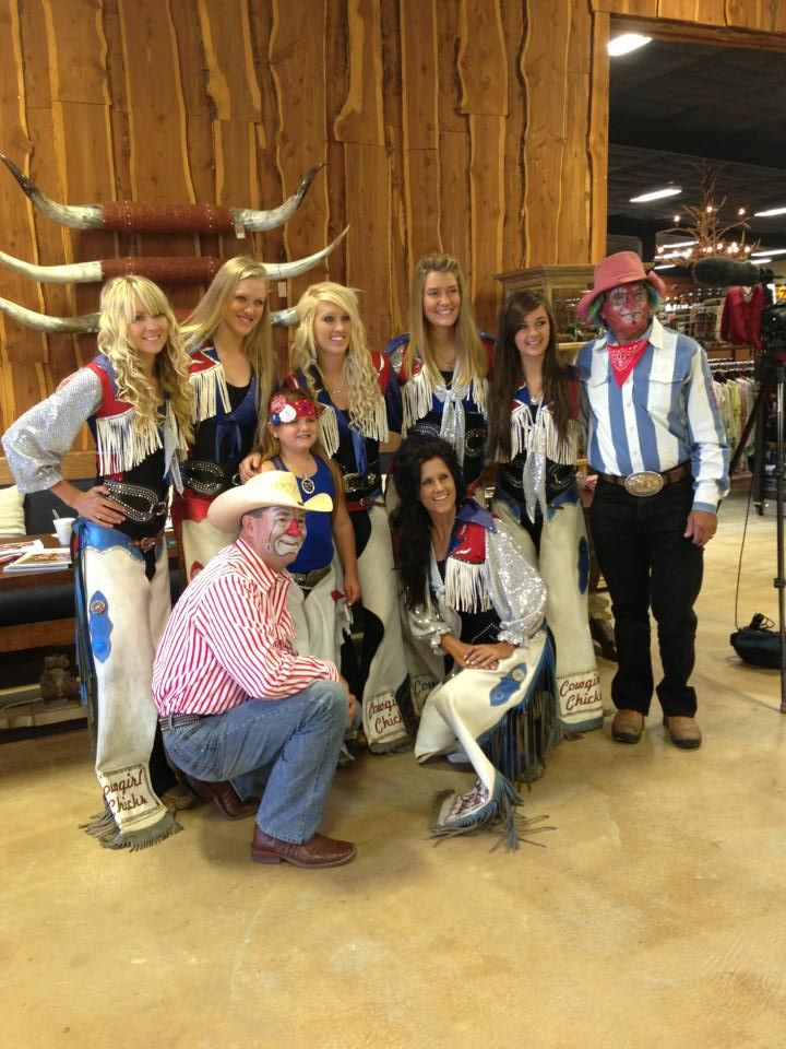 11e9cf75b We had an amazing visit from the beautiful Cowgirl Chicks this past ...