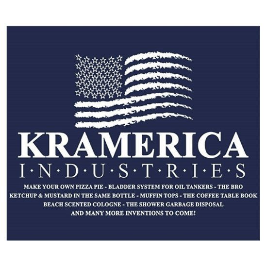 Kramerica Industries Shirts Stickers And Posters Funny Spoof Vandelay Seinfeld