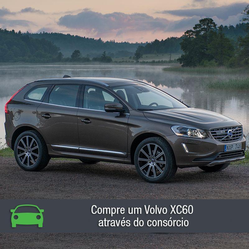 O Volvo XC60 custa a partir de R 154.950,00 e é completo