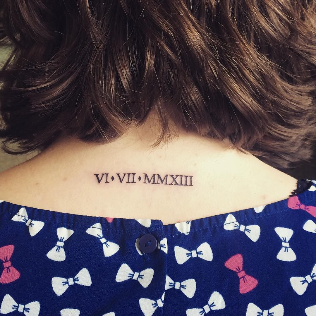 Small tattoo ideas for men on neck  awesome back of the neck tattoo designs  way to the mind  neck