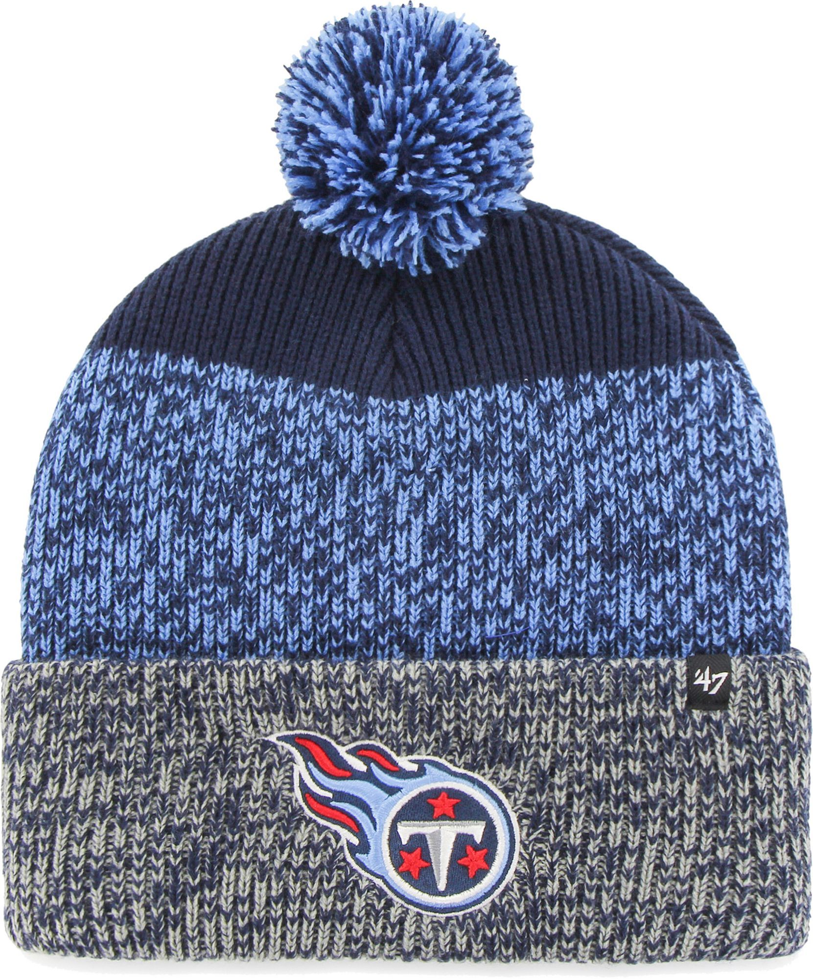 30e467d3fb18d8 47 Men's Tennessee Static Cuffed Knit | Products | Winter knit hats ...
