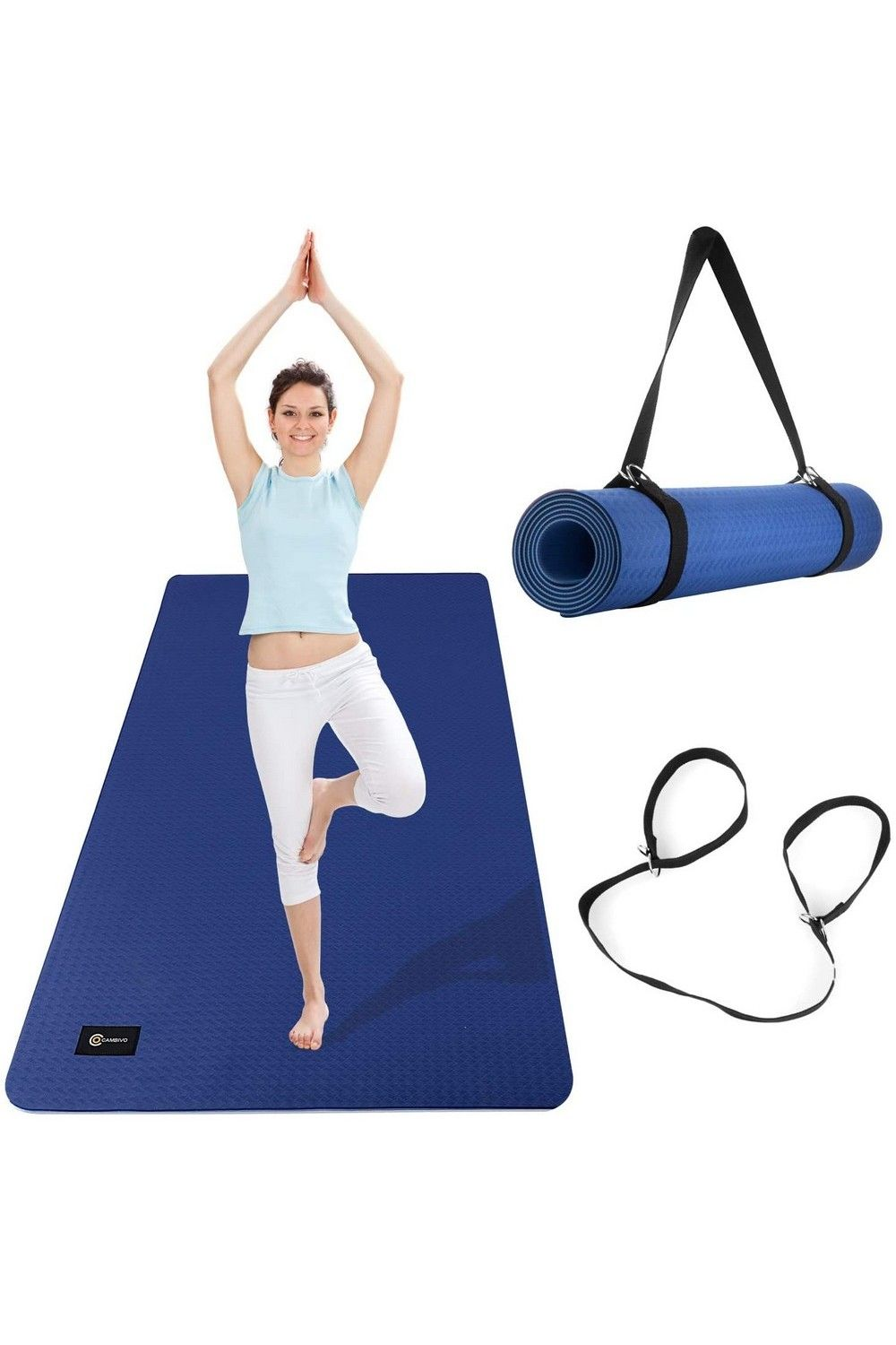11++ Wide thick yoga mat ideas