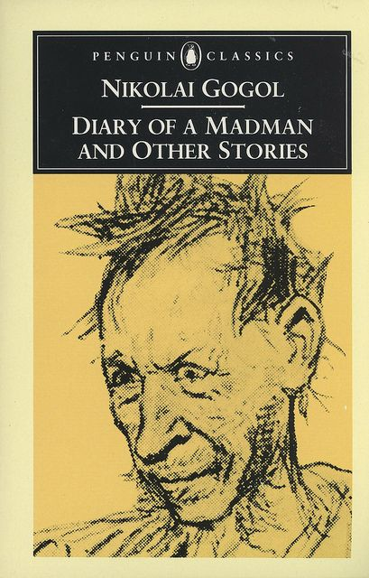 Image result for diary of a madman nikolai gogol
