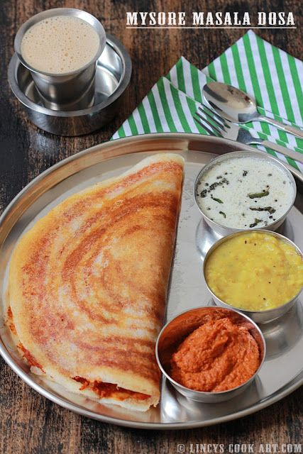 Dc South Indian Food