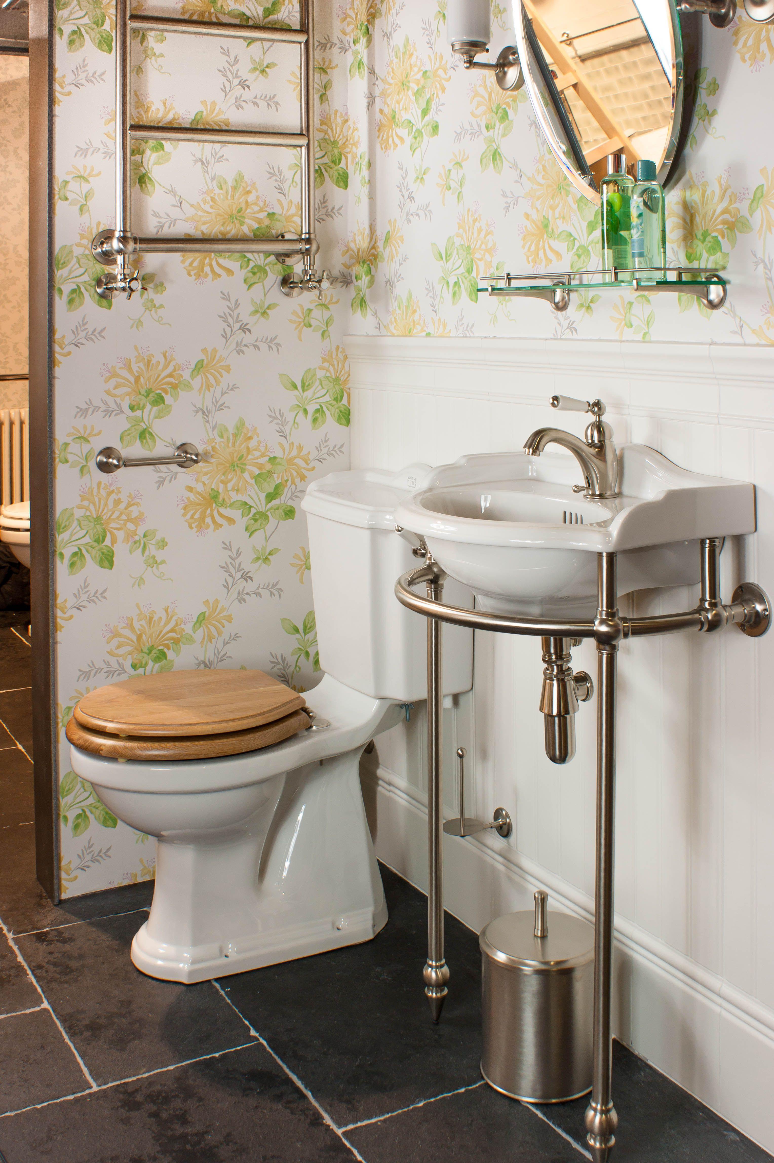 Nostalgie Gaste Wc Schone Badezimmer Badezimmer Traditionelle Bader