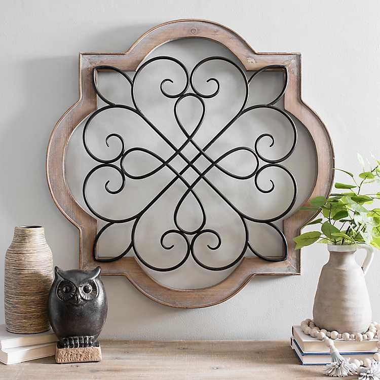 Kirkland's Home Wall Decor Metal