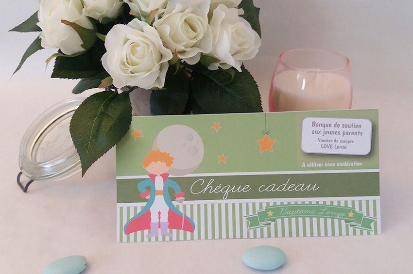 kit cadeaux parrain marraine personnalisé thème inspiration petit prince