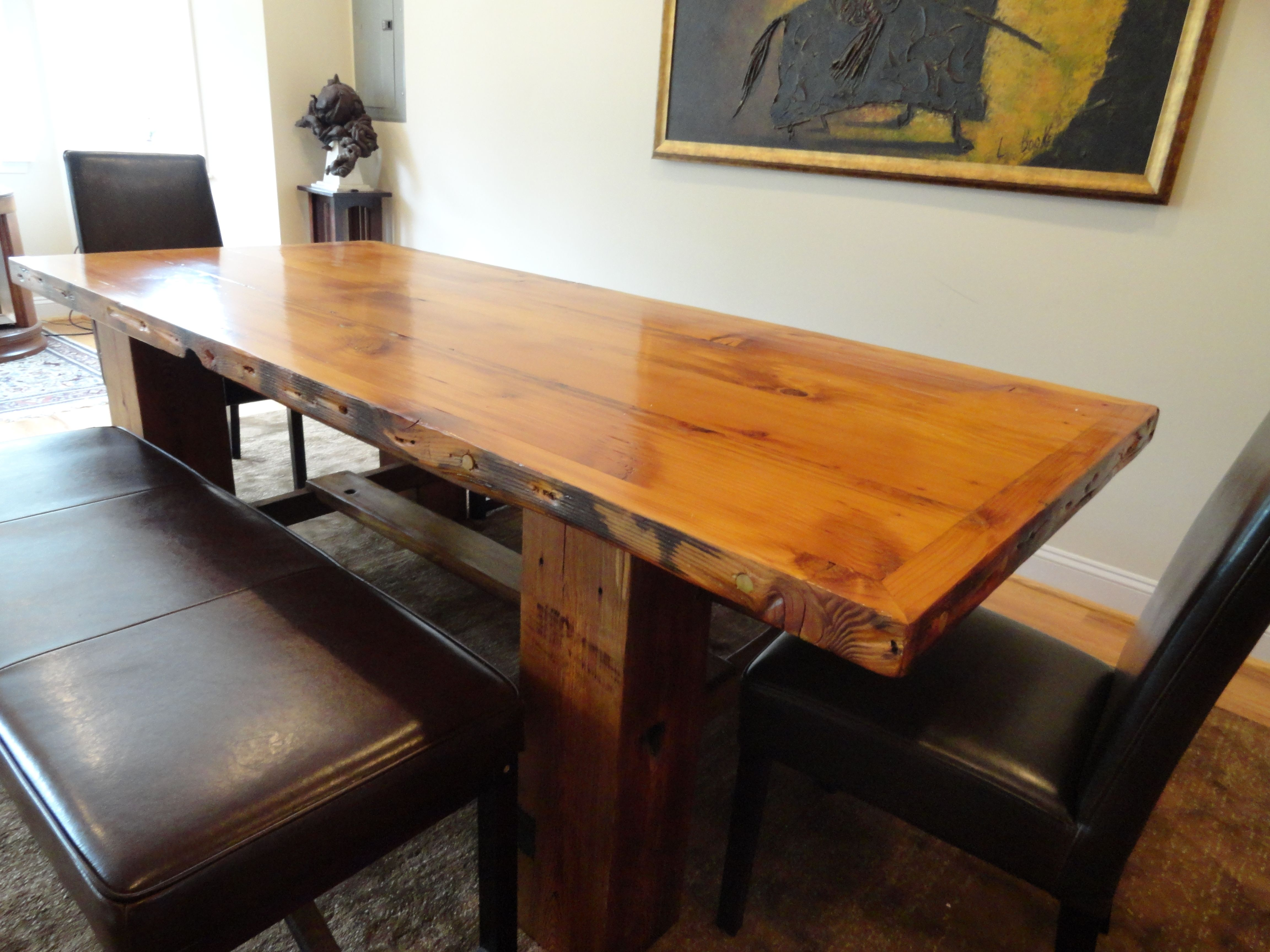 handmade furniture tables table benches old wood distressed farm pine furniture. beautiful ideas. Home Design Ideas