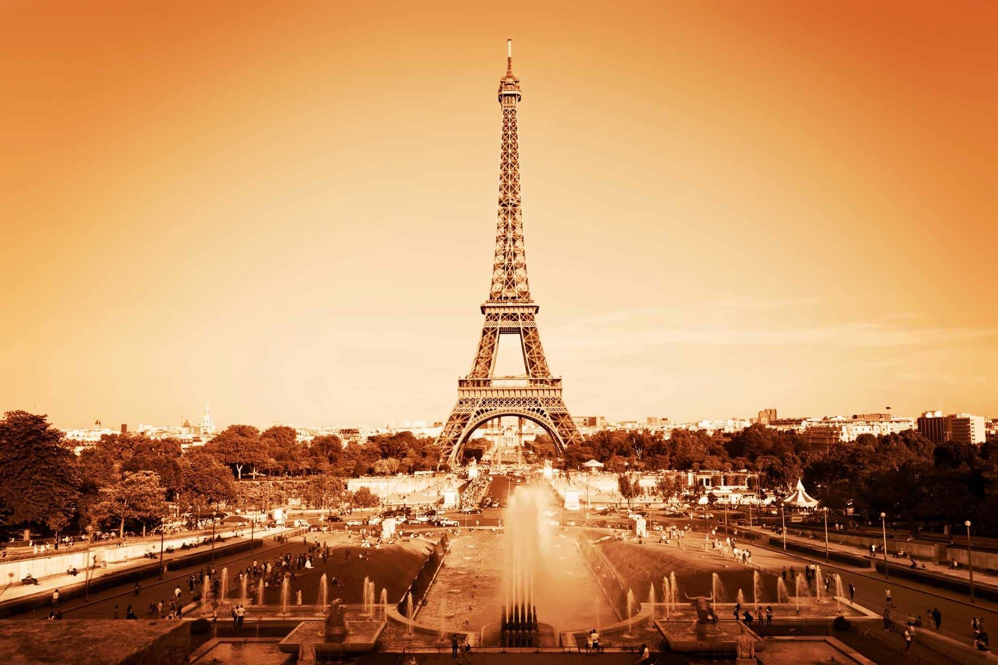 Eiffel Tower Photographic Print   Products   Pinterest   Products