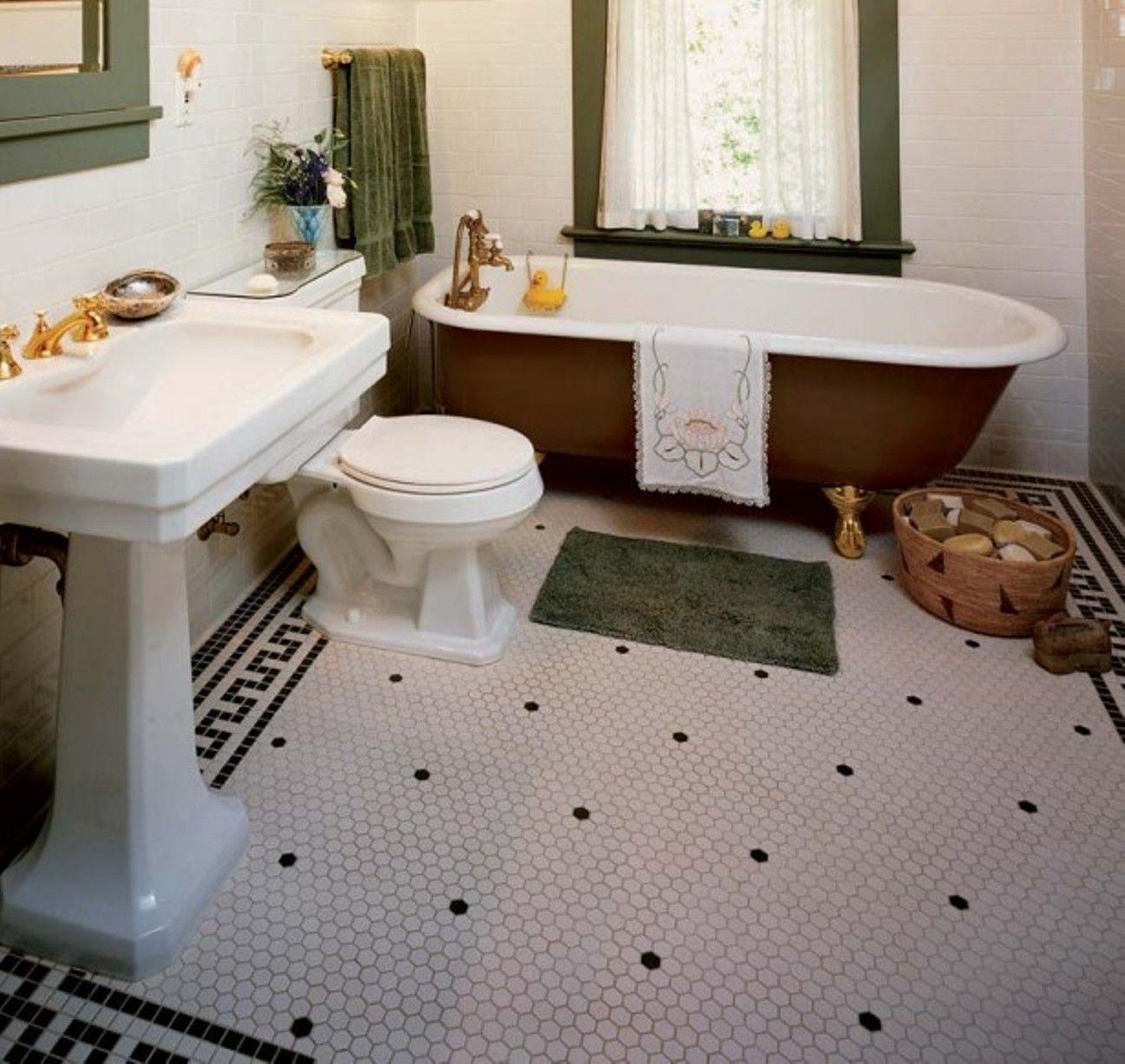 1 Mln Bathroom Tile Ideas Vintage Bathroom Floor Classic Bathroom Tile Vintage Bathroom Tile
