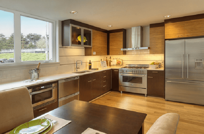 35+ Best Idea About L Shaped Kitchen Designs [Ideal Kitchen]