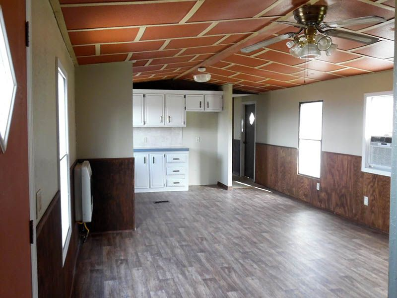 remodeled 3 bedroom mobile home on 86 acres  home