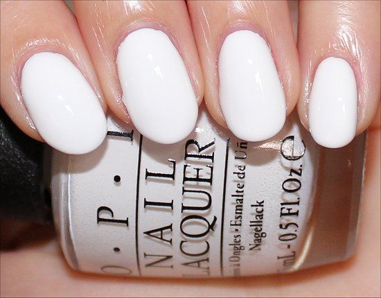 Angel with a Leadfoot OPI Ford Mustang Collection Swatches