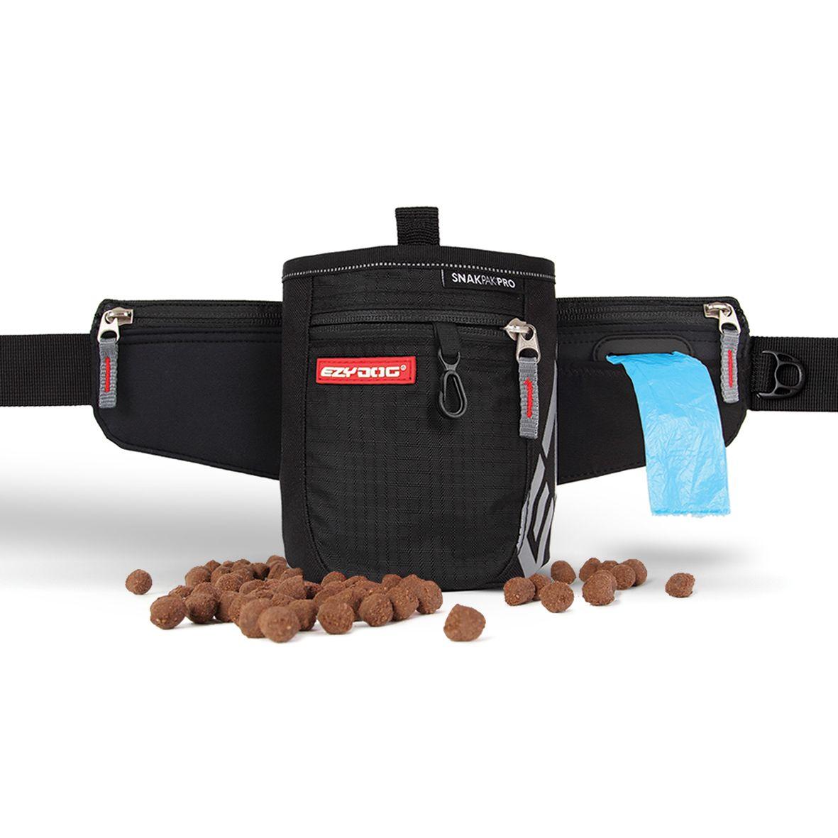 Snakpak Pro Dog Treat Bag Waist Strap Waterproof Lined Treat