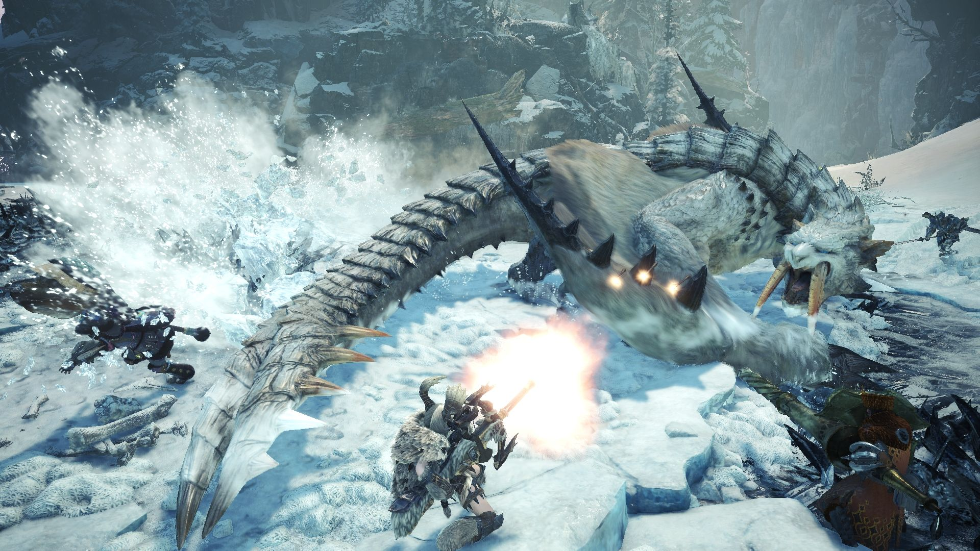 Monster Hunter World Iceborne Expansion Already Had A Release Date Set For Ps4 And Xbox One Today C Monster Hunter Monster Hunter Series Monster Hunter World