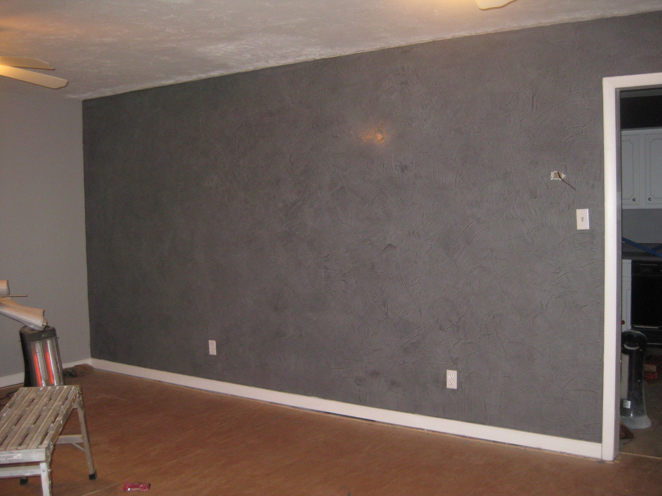Valspar Venetian Plaster Paint With