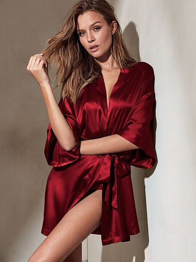 Downtime gets glam with the Kimono from Victoria s Secret. Shop our  sleepwear collections for the softest 5f33fa1c4