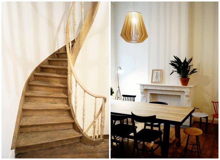 The interior of Huiszwaluw Home, my new shop in Onderbergen 51, Gent ...