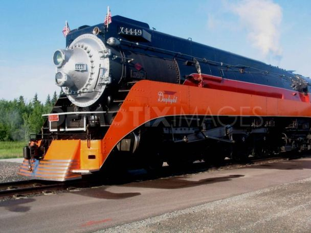 World Famous Steam Locomotive Thrills Train Enthusiasts Train Steam Locomotive Train Truck