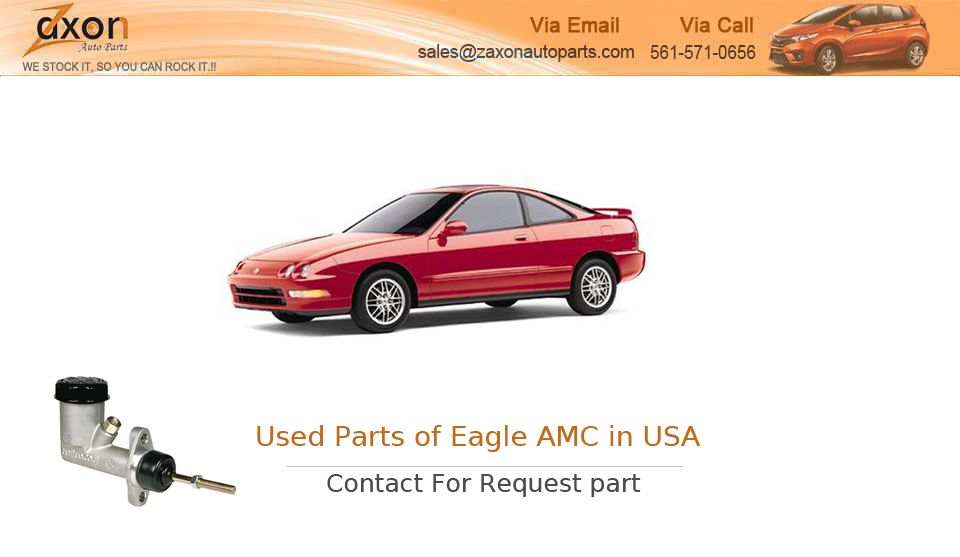 If You Are Search For Parts Of Eagle Amc Market In Usa By Manufacturer Zaxon Auto Offers A Wide Selection Used