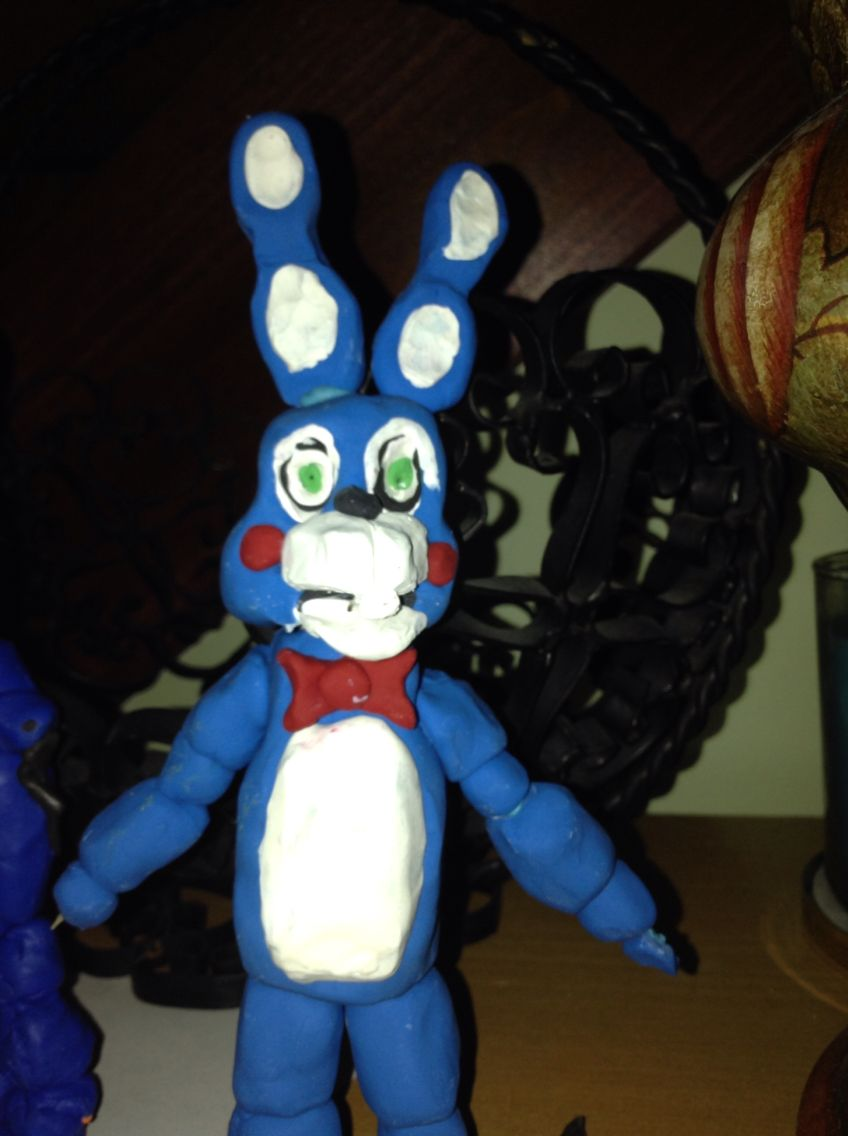 F fnaf bonnie costume for sale - Here Is Bonnie S Replacement Toy Bonnie