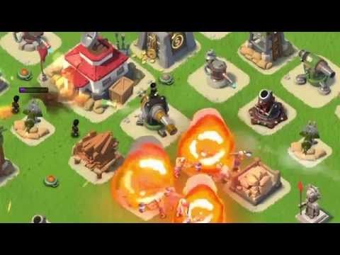 Boom Beach Explosive Strategy Review