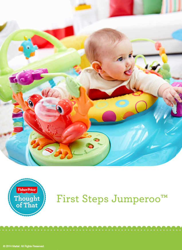First Steps Jumperoo™   Babies, Baby gear and Future children