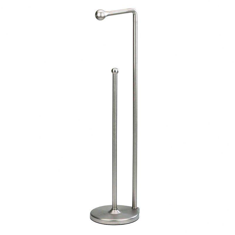 Teardrop Freestanding Toilet Paper Holder With Reserve Toilet Paper Stand Toilet Paper Holder Toilet Paper Holder Stand