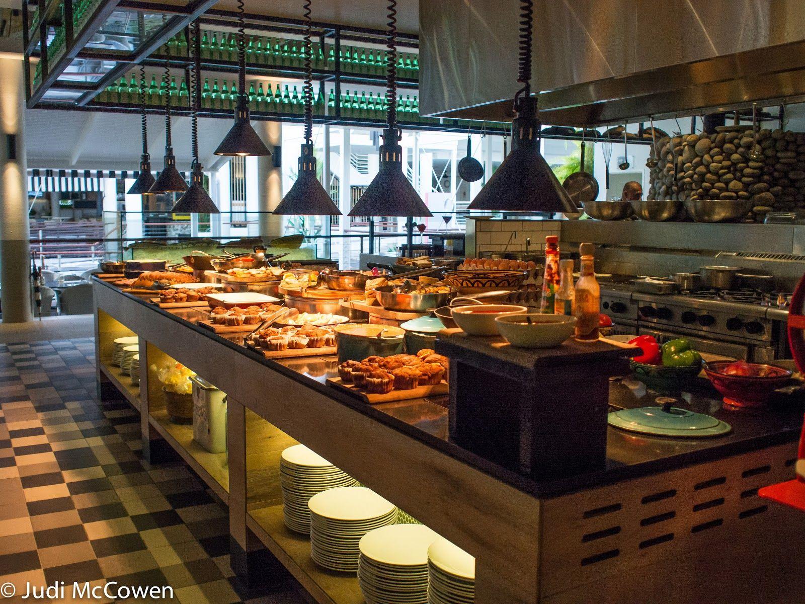 Breakfast Buffet In Bazaar Restaurant Ideias Para Restaurantes