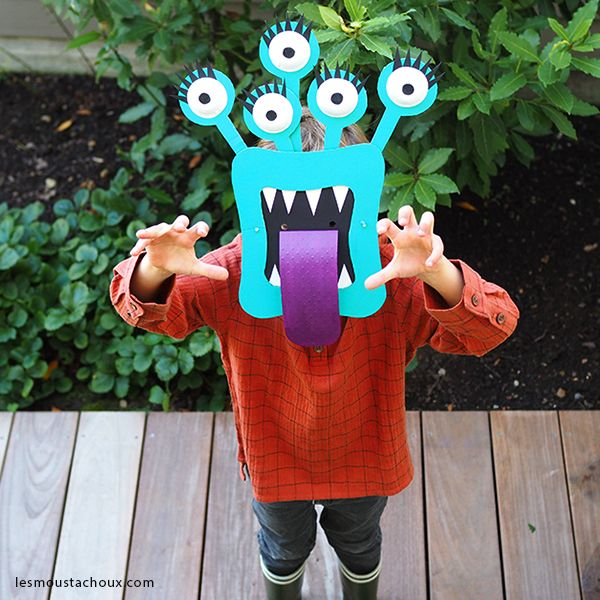 Como fazer máscara de Carnaval: 10 ideias - Tempoj